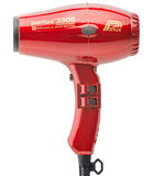 Parlux 3500 Supercompact Rood_